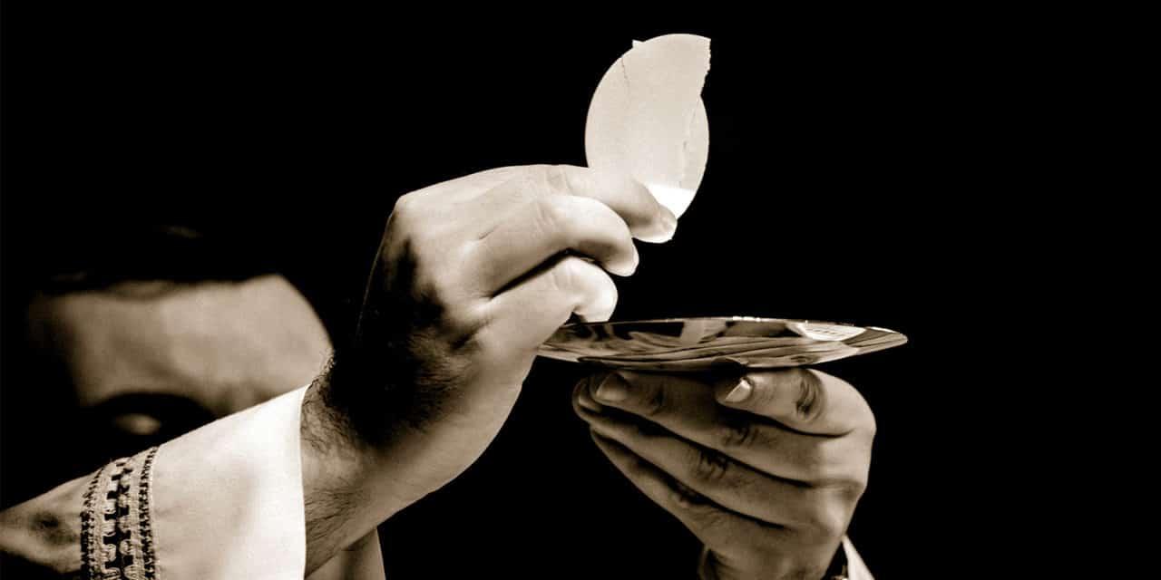 64-The Eucharistic Controversy