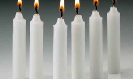 96-English Candles