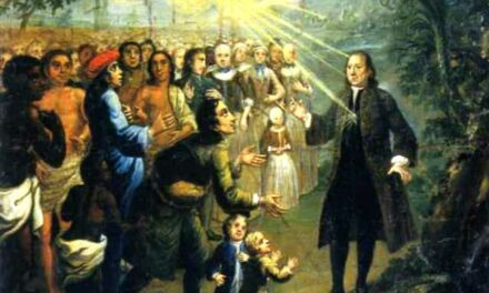119-Moravians & Wesley